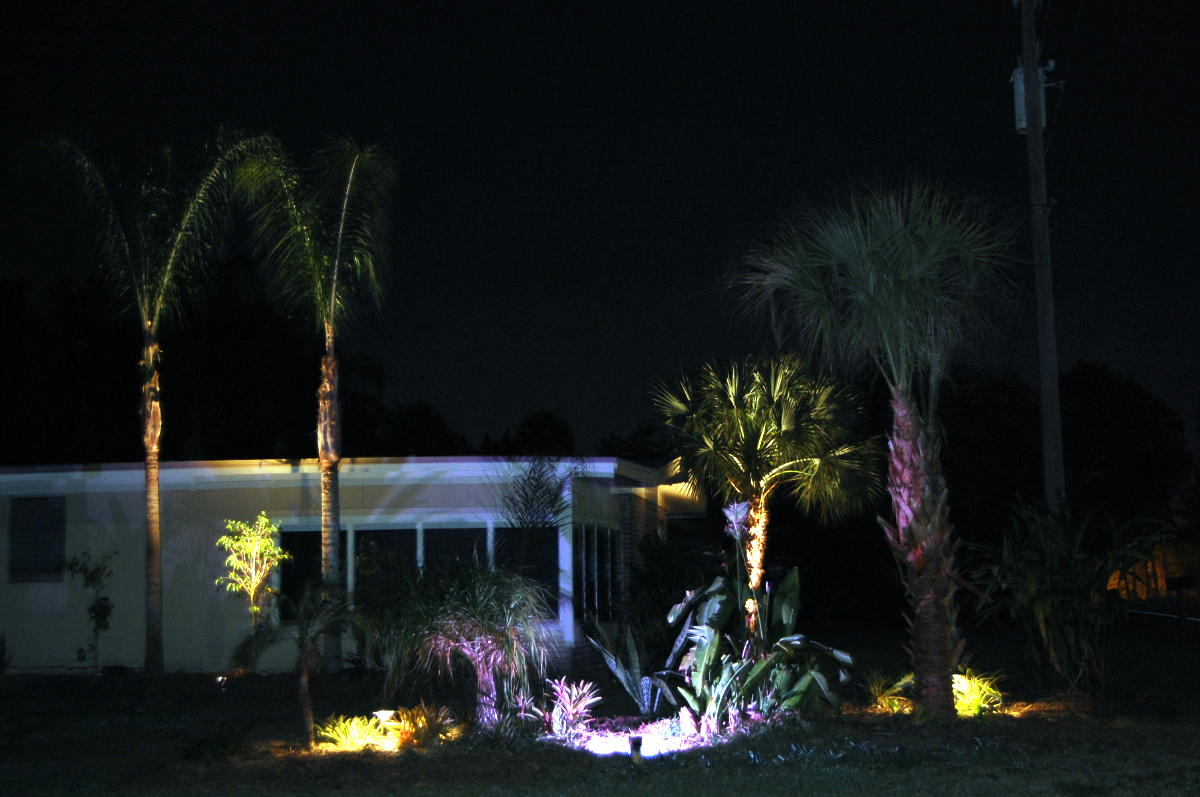 How to install troubleshoot and repair low voltage for Best low voltage led landscape lighting